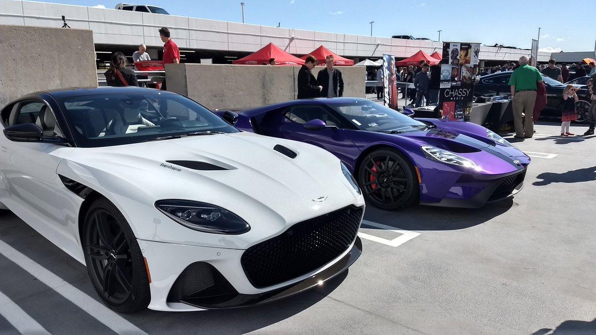 Dunham GT and Aston